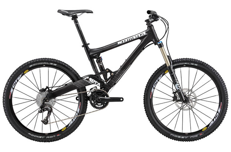 Commencal Meta 55 Carbon 2011 Mountain Bike Bike Culture