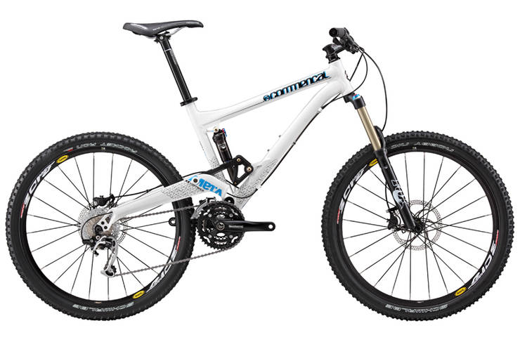 Commencal Meta 55 Team 2011 Mountain Bike Bike Culture