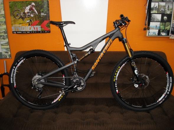 Santa Cruz Bronson 27.5 650B