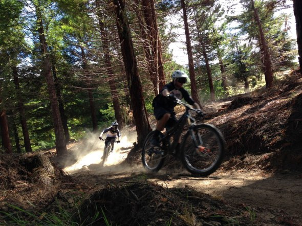 PM backs new MTB park for Skyline Rotorua